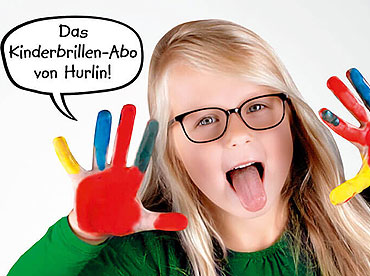 Happy Kids - Kinderbrillen